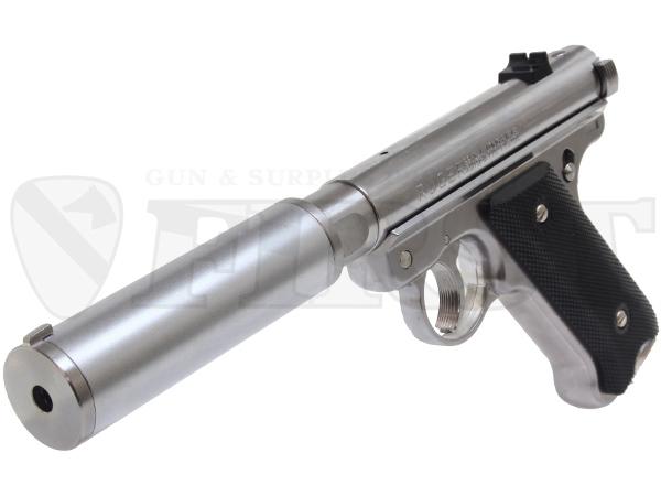 【再販予約】6mm固定ガスガン スタームルガーMkI アサシン SDバレル仕様 SV ABS