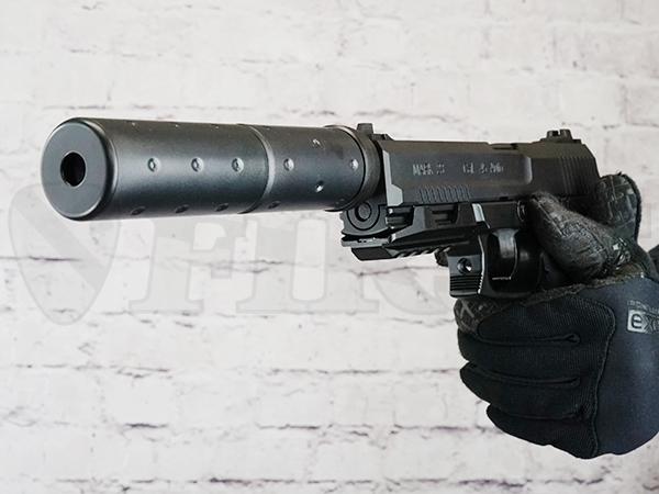NO.6 18才以上用 固定ガスガン SOCOM Mk23 ピストル