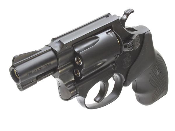6mm Xカートリッジ仕様 M36 チーフスペシャル 2インチ HW