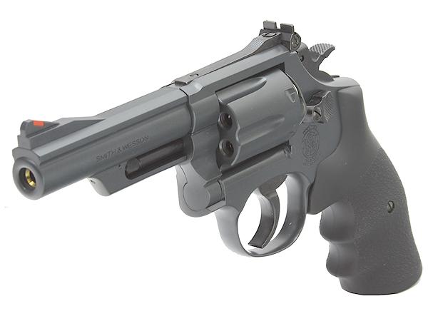 マルイ ガスリボルバー M19 コンバットマグナム 4インチ