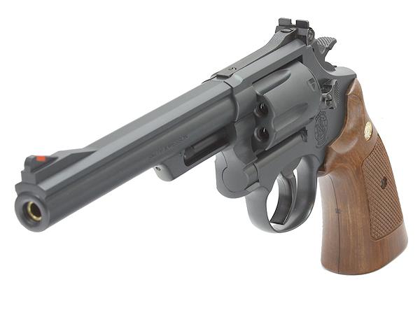 マルイ ガスリボルバー M19 コンバットマグナム 6インチ