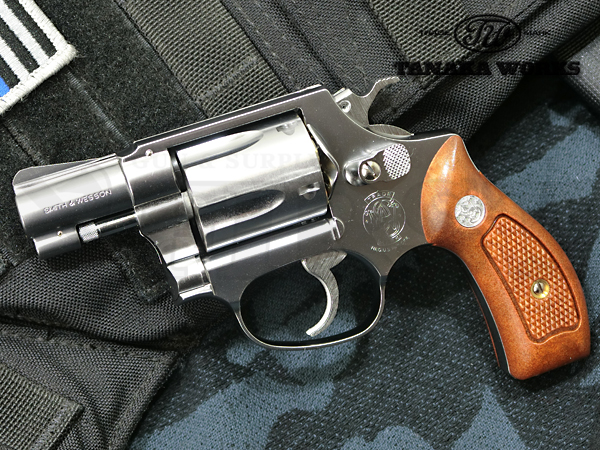 S&W M60 チーフ 2インチ Ver.2.1