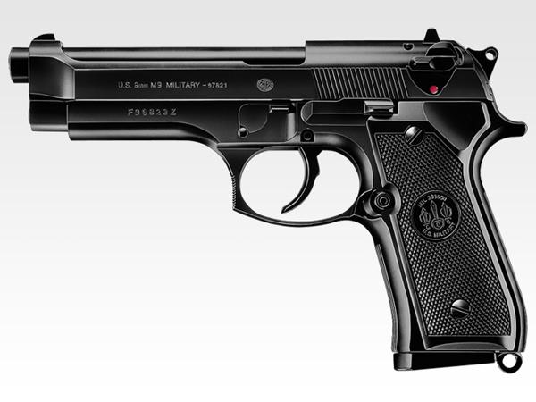 東京マルイ M92Fミリタリー new 10才ホップ
