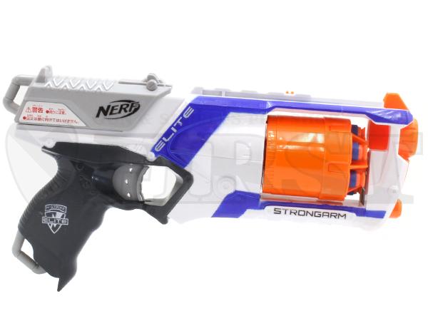NERF (ナーフ)N-エリート ストロングアーム NCV 神連射セット タカラトミー
