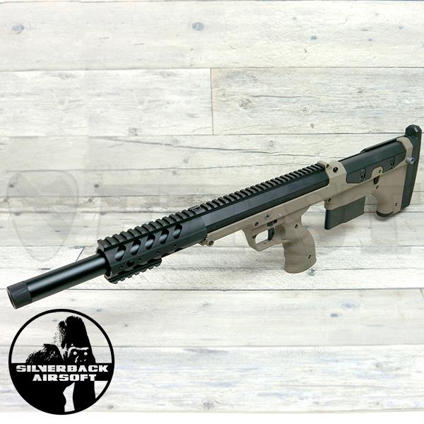 ボルトアクションライフル SRS A1 20インチ SPORT FDE