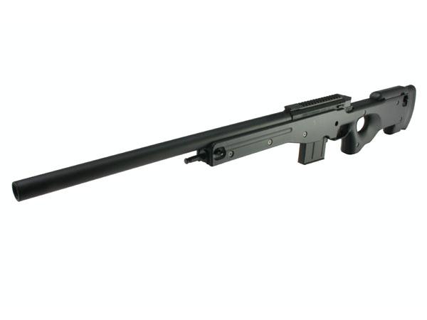 L96 AWS BLACKストックVer. ボルトアクション エアライフル