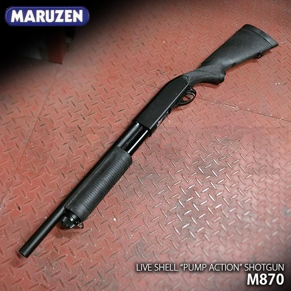 M870 ブラックストック