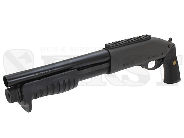 M870 ブリーチャー ガスショットガン