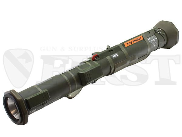 DeepFire製 AT-4 ランチャー