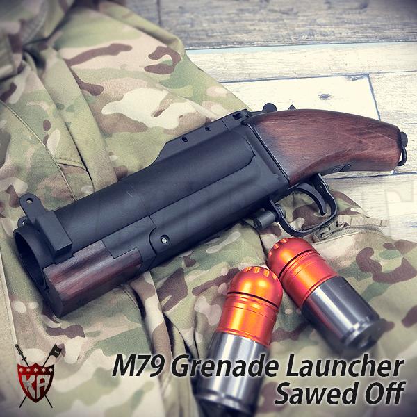 KA-CART-04-S M79 グレネードランチャー ソードオフ