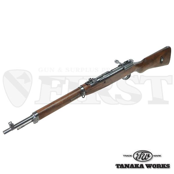 モデルガン 旧日本軍 三八式騎兵銃 グレー・スチール・フィニッシュ