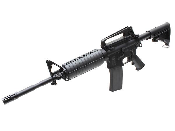 軍用銃のハードなフィーリングを ガスブローバック M4A1カービン | ショットガン・ブローバッ