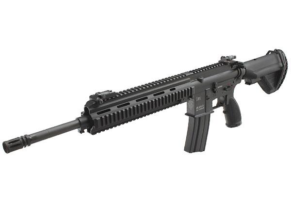 HK M27 IAR G.B.B.(ガスブローバック)