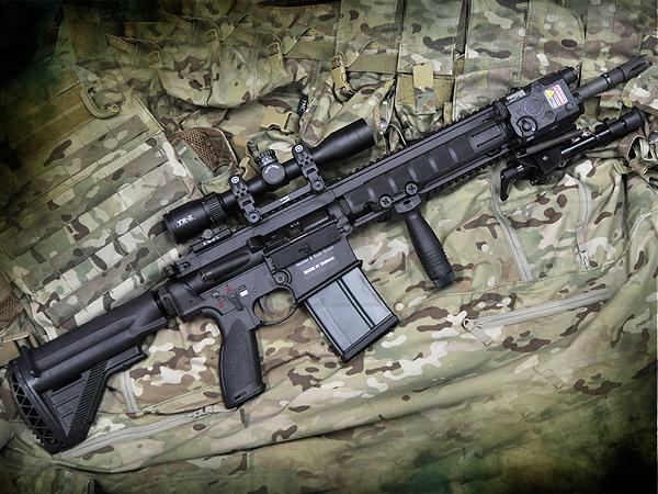 【限定品】VFC/Umarex HK417 16/20in G.B.B.R. CNC スーパーDX Ver.