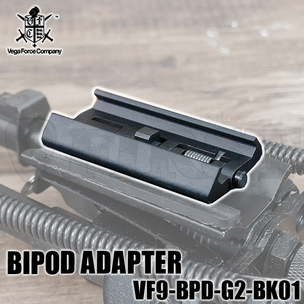 VF9-BPD-G28-BK01 G28/HK417 バイポッド アダプター