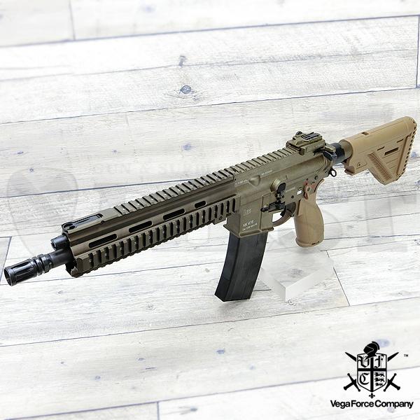 VFC/UMAREX HK416A5 G.B.B.(ガスブローバック) TAN