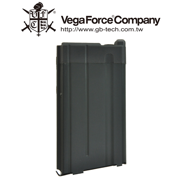 VFC M4/HK416GBBR共通 20連 スペアマガジン Gray (STANAG GI)