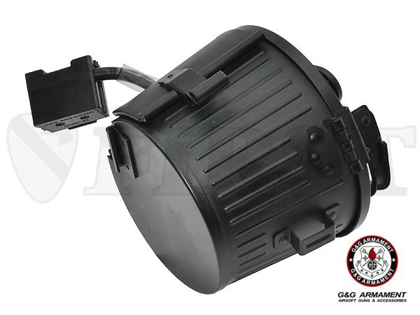 【アウトレット特価】G-08-142 GMG42 1700連ドラムマガジン