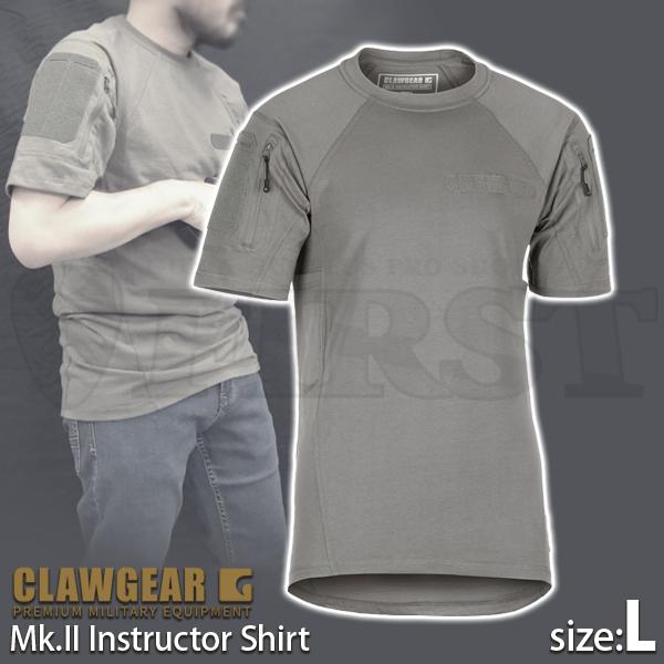 MK.II インストラクター シャツ Solid Rock Sサイズ  be84f269436f7
