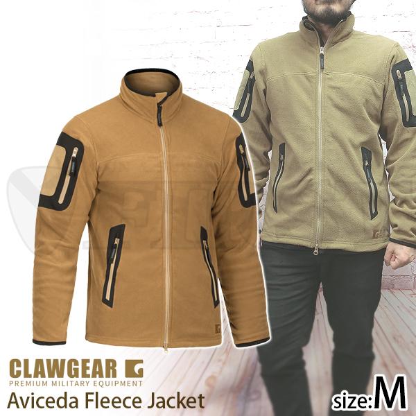 アヴィシェーダ フリース ジャケット COY Mサイズ