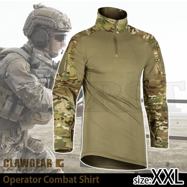 【onWEB限定】オペレーター コンバットシャツ MC XXLサイズ