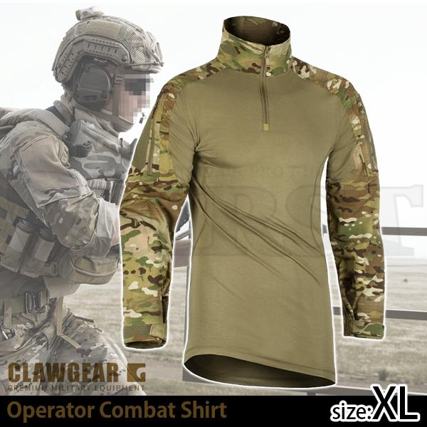 【onWEB限定】オペレーター コンバットシャツ MC XLサイズ