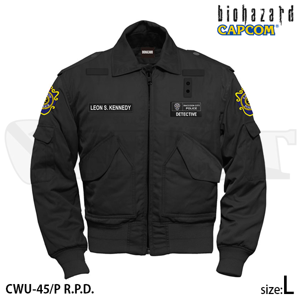 バイオハザード CWU-45/P R.P.D. Lサイズ