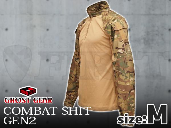 コンバットシャツ GEN2 MC Mサイズ