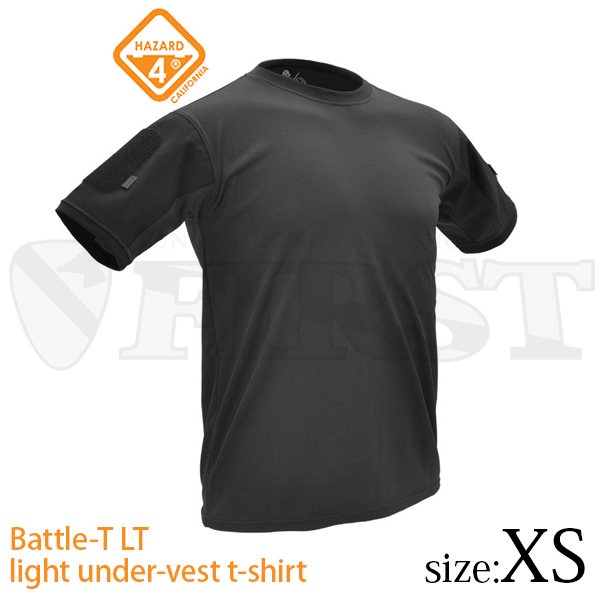 H4-APR-BTLT-BLK-XS Battle-T LT ...