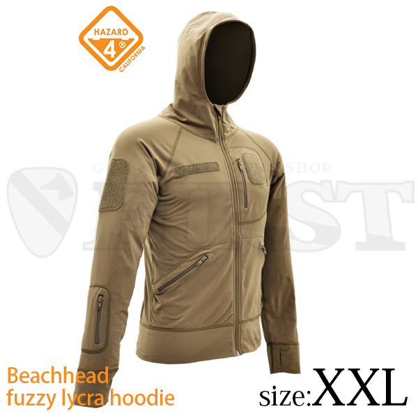 H4-HOD-BCH-TAN-2XL Beachhead フ...
