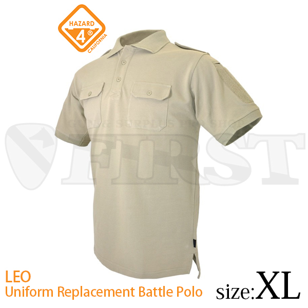 H4-APR-LEO-TAN-XL ユニフォーム ...