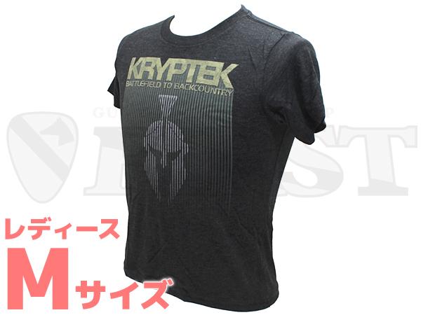 【アウトレット特価】KRYPTEK Boys トライブレンドTシャツ Mサイズ(レディース)