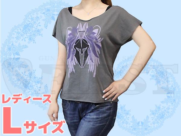 【アウトレット特価】KRYPTEK テリードルマン Tシャツ Lサイズ(レディース)