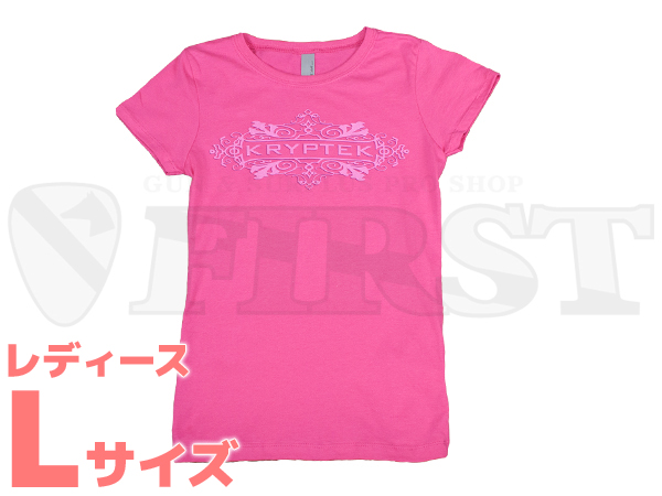 【アウトレット特価】KRYPTEK THE PRINCESS Tシャツ Lサイズ(レディース)