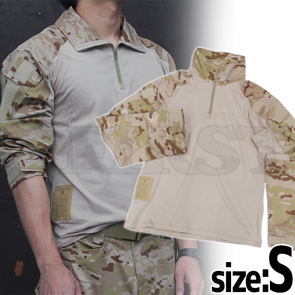EMERSON製 CRYEタイプ GEN3 コンバットシャツ マルチカムアライド Sサイズ