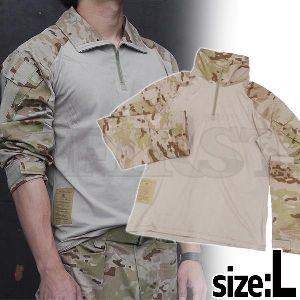EMERSON製 CRYEタイプ GEN3 コンバットシャツ マルチカムアライド Lサイズ