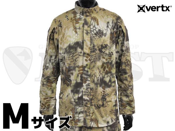 【アウトレット特価】Vertx Kryptek ガンファイターシャツ ハイランダー Mサイズ