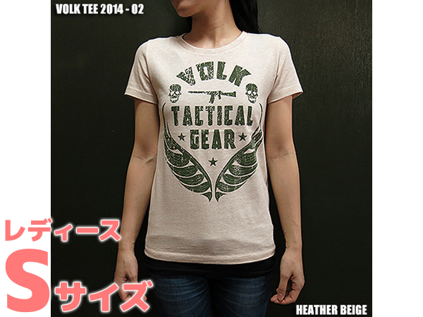 VOLK TEE 2014 - 02  /  LADIES -...