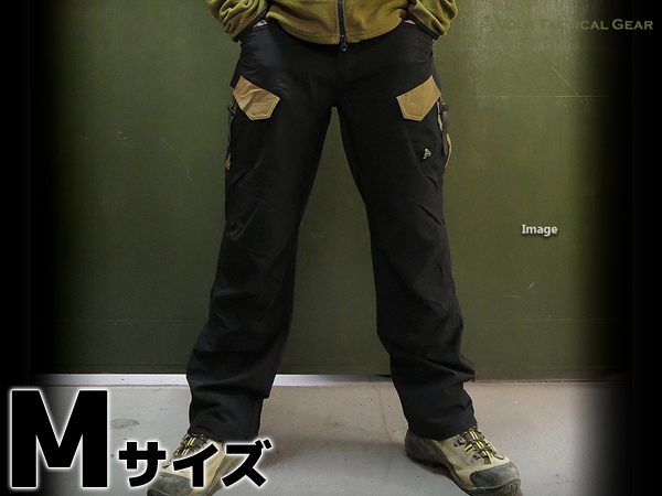 L9 TAC PANTS BLACK M������