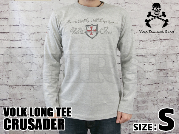 VOLK LONG TEE  /  CRUSADER MIX ...