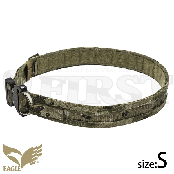 【EAGLE】 Operator Gun Belt/Cobra&Molle MC (S)
