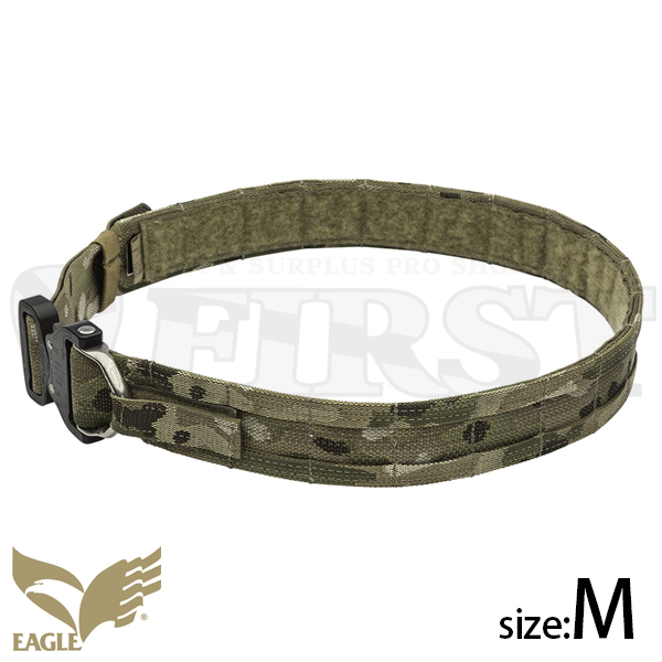 【EAGLE】 Operator Gun Belt/Cobra&Molle MC (M)