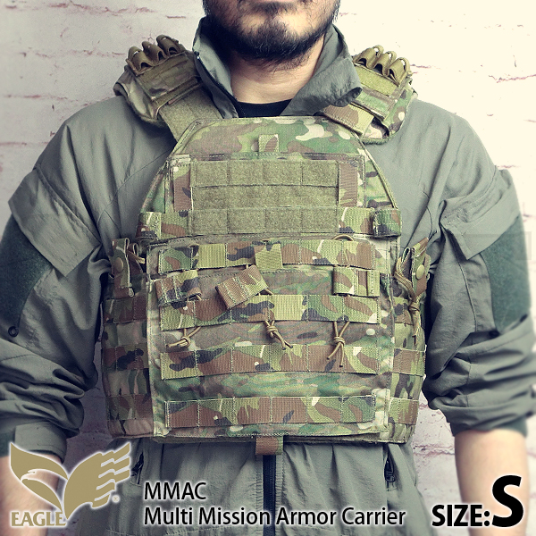【EAGLE】 Multi Mission Armor Carrier MC (S)