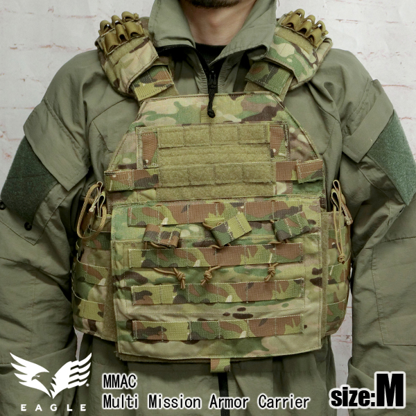 【EAGLE】 Multi Mission Armor Carrier MC (M)