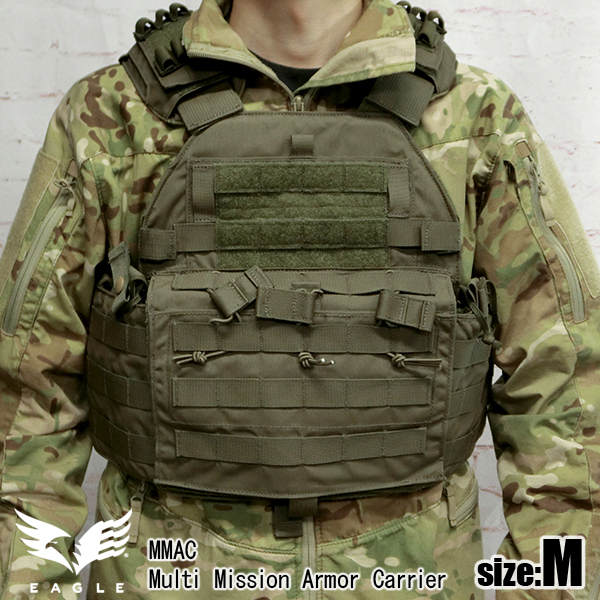 【EAGLE】 Muti Mission Armor Carrier R/GR (M)
