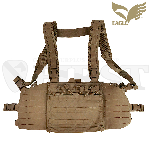 【EAGLE】 MULTI-MISSION CHEST RIG CYB