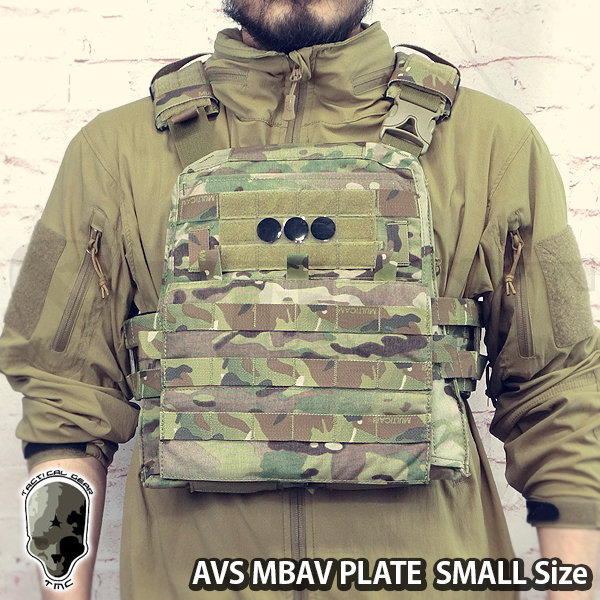 TMC MBAV スモールサイズ ベスト AVS マルチカム
