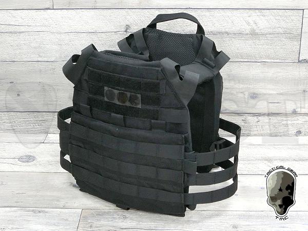 TMC2423-BK JPC 2.0タイプ プレートキャリアー ブラック