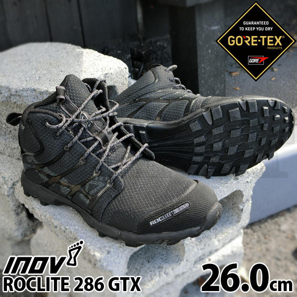 inov-8 ROCLITE 286 GTX UNI Slate/Black 26.0cm