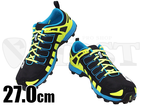 inov-8 X-TALON 212 MS Black/ Yellow/ Blue 27.0cm